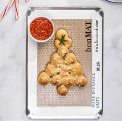 Picture of Christmas Tree Bread Bites