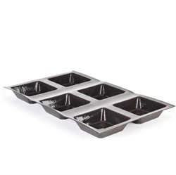 Picture of  JUMBO ANGLED SQUARE  TRAY FLEXIPAN®