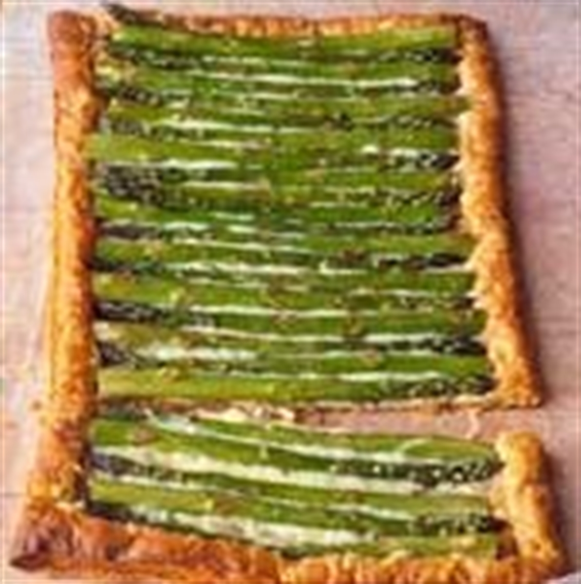 Picture of Asparagus Tart