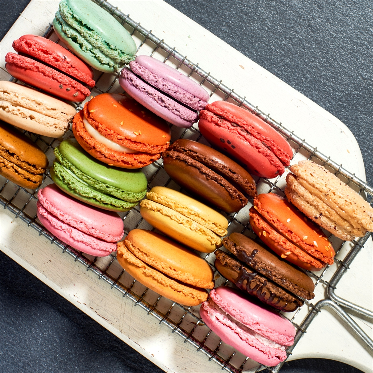 Picture of French Macarons
