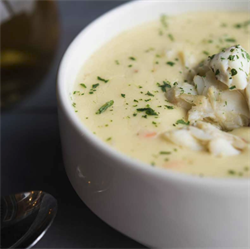 Picture of Crab Chowder